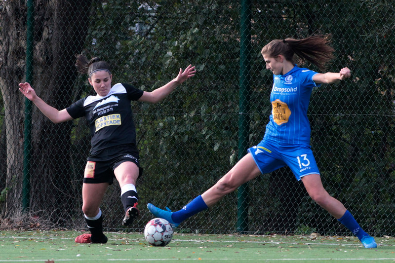 KAA Gent Ladies ll - KRC Genk Ladies