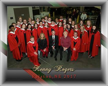 12-2-17 Ralston, NE Choir