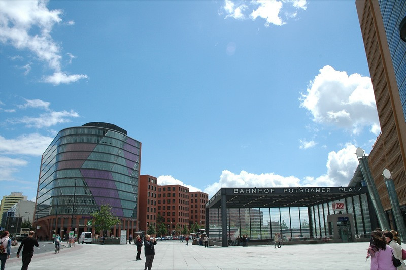 Potsdamer Platz - Berlin, Germany