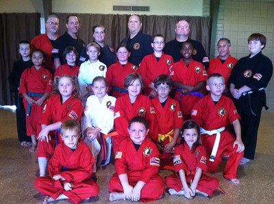 Lim Academy - Chandler  Belt Promotion