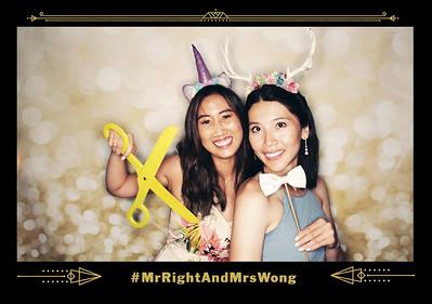 Ashley & Arturo Wong wedding