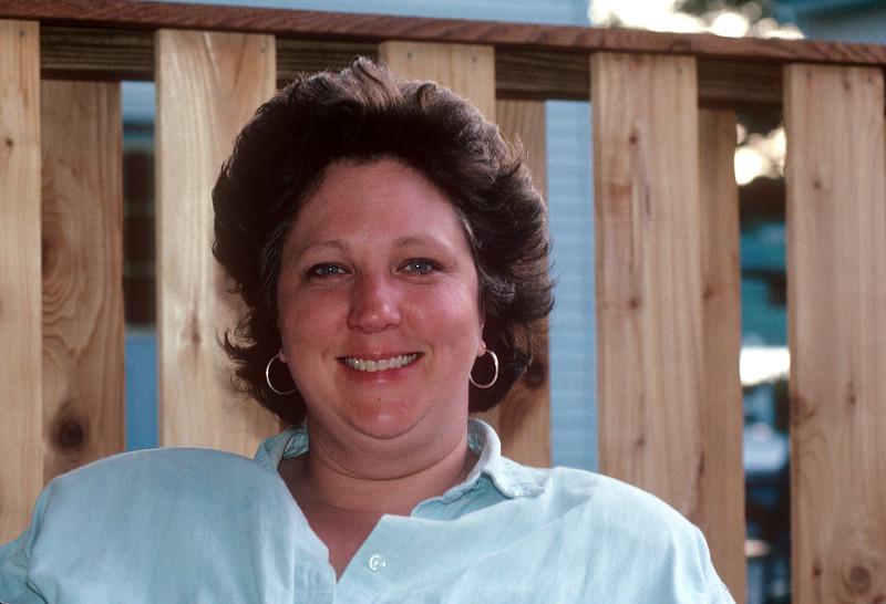 1990-08 Sue At Green Pond.jpg