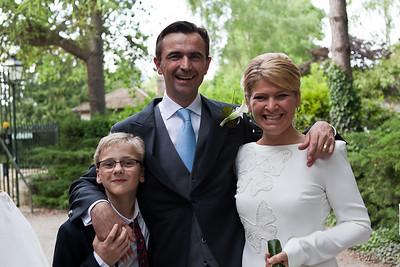 Mariage de Solange de Savignac et Guillaume Teilhard de Chardin 7 Mai 2011
