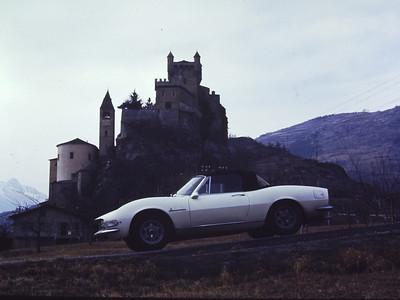 Fiat Dino Spyder 2000 1967