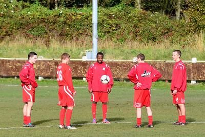 Norton United (h) L 2-1