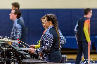 4-7-2018 Nomad Indoor Percussion