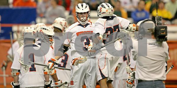 3/1/2013 - NCAA D1 - University of Virginia vs. Syracuse University - Carrier Dome, Syracuse, NY