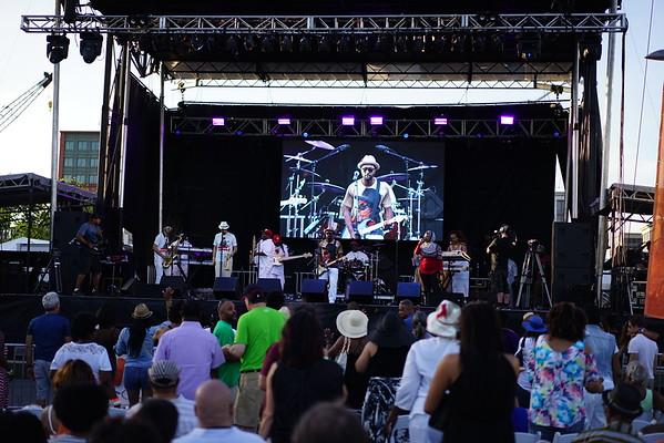 DC Jazz Festival 6/18/16