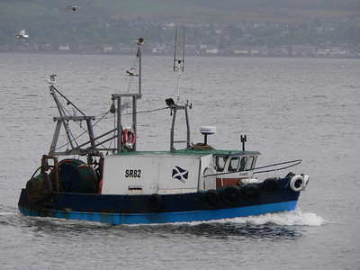Fishing Boats Scotland