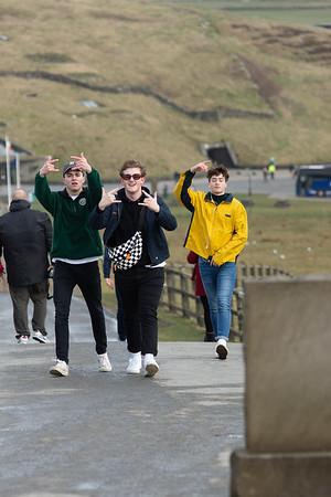 Monday Feb 11 - Burren & Galway