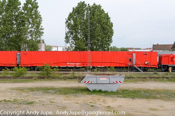 (60 80 9911) Rtz-Transportwagen