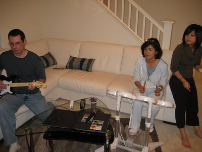 2008 (11月) - Jesse House warming party