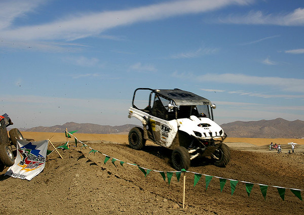January 28, 2007 UTV & Quad Races at Lake Elsinore MX (DB)