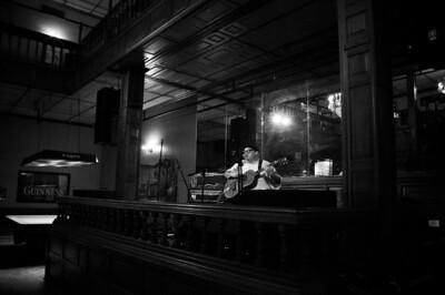 The Pedal Stills with Mark Porkchop Holder @ The Honest Pint 09-01-11