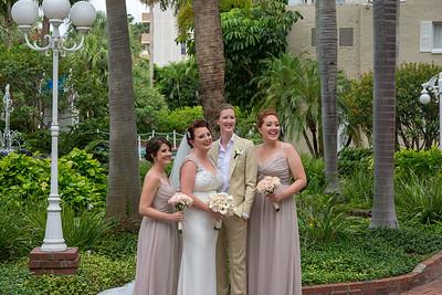 Barrett-Palmer Wedding