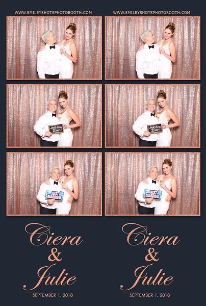 Ciera & Julie Wedding