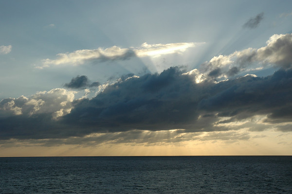 Sunday At Sea