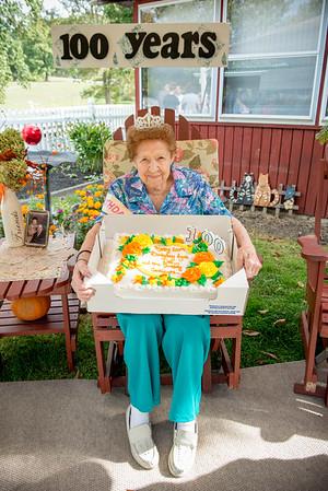 Aunt Dot's 100th Birthday