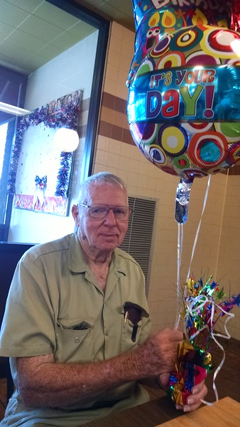Papa's 87th Bday  July11, 2016