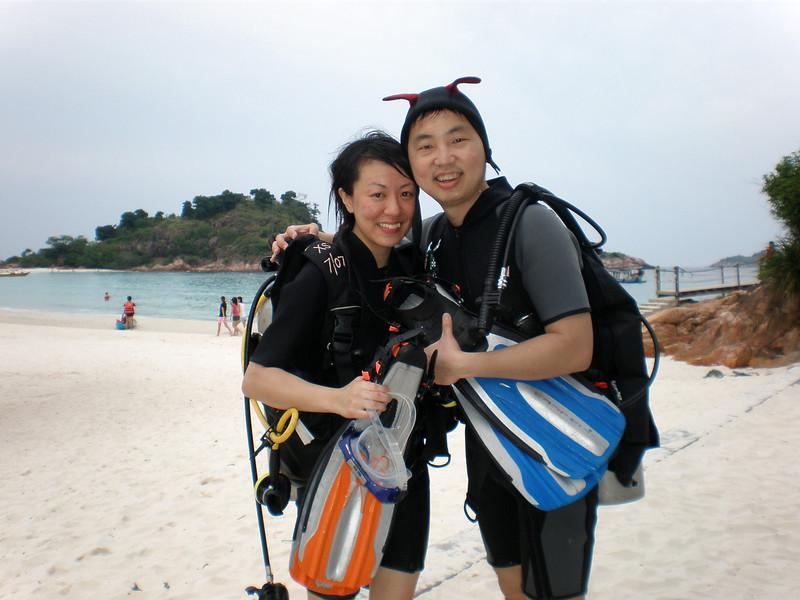 [20080515] Alex & Shirley Scuba Diving @ Redang.JPG