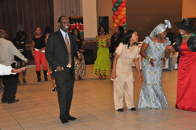 Kenya 49th Independence Celebration Dec 8, 2012