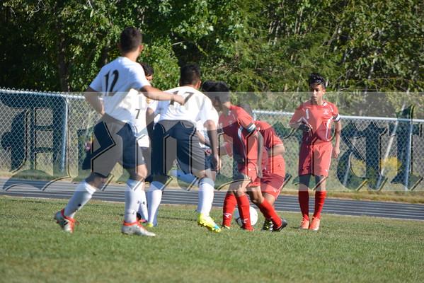 Liberty at Fallsburg Boys Soccer
