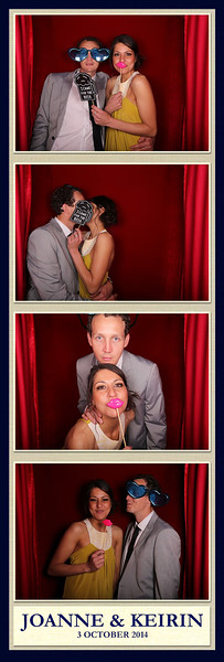 Joanne & Keirin Photostrips