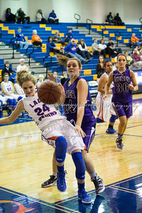 JV Lady Bruins Vs Gilmer 12 Jan 2016
