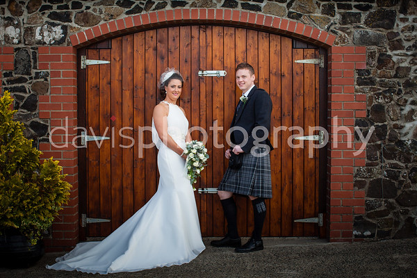 Roe Park Resort Weddings -  Janine + Paul