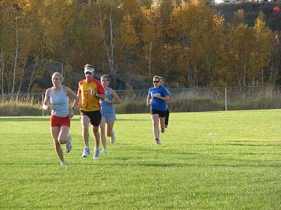 Lily Creek Workout'08
