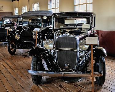 Estes-Winn Antique Car Museum, Asheville NC