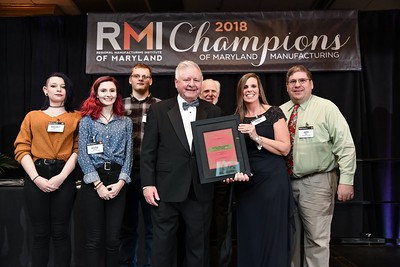 2018 Champions of Maryland Manufacturing Gala