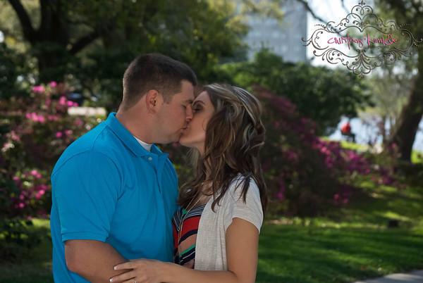 Brett & Marisa Engagements