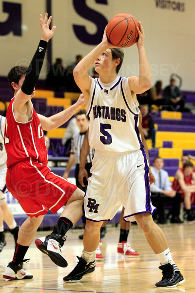 Sophomore - Grant vs Rolling Meadows - 01-31-12