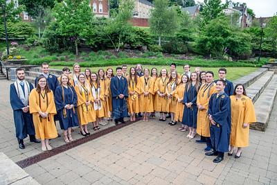 35607 Phi Beta Kappa Induction Ceremony May 2019