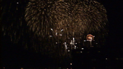 Fire Works Video