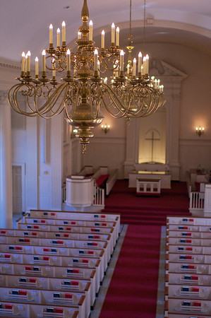 Robert Carr Chapel  Fort Worth Texas