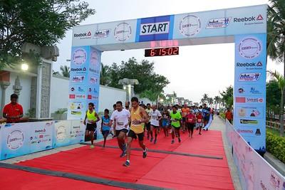 Chennai Half Marathon 2018