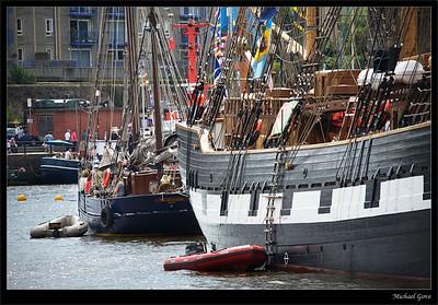 Bristol Harbour Festival 2007