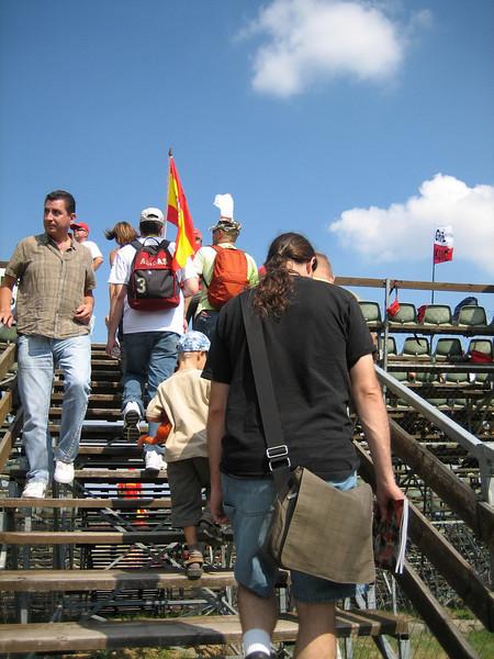 Hungary 2007 Day 8