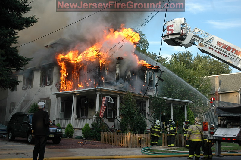 7-19-2009(Camden County)WESTMONT 205 Emerald Ave-2nd Alarm Dwelling