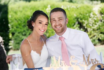 Jenna and Josiah - Reception