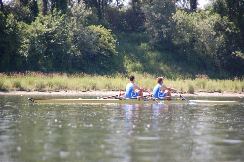 2014-6 Trainingsregatta