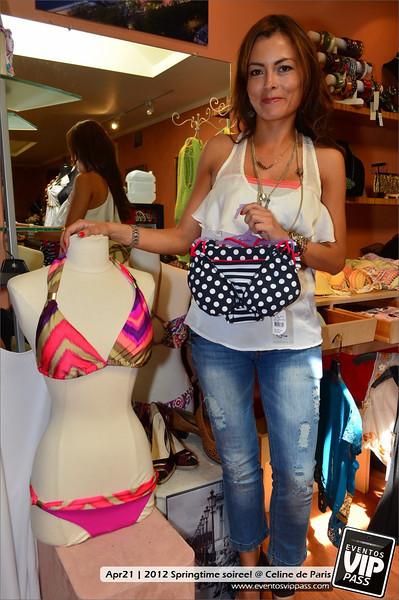2012 Springtime soiree! @ Celine de Paris | Sat, Apr 21
