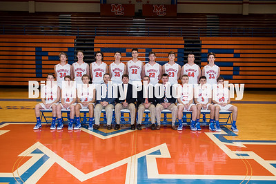 2016 - 2017 Marshall County Boys Varsity & JV Basketball