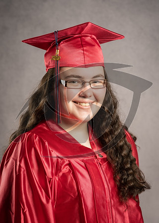Kaylie Cap and Gown