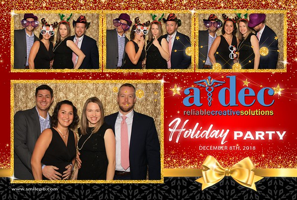 A dec Holiday Party 2018