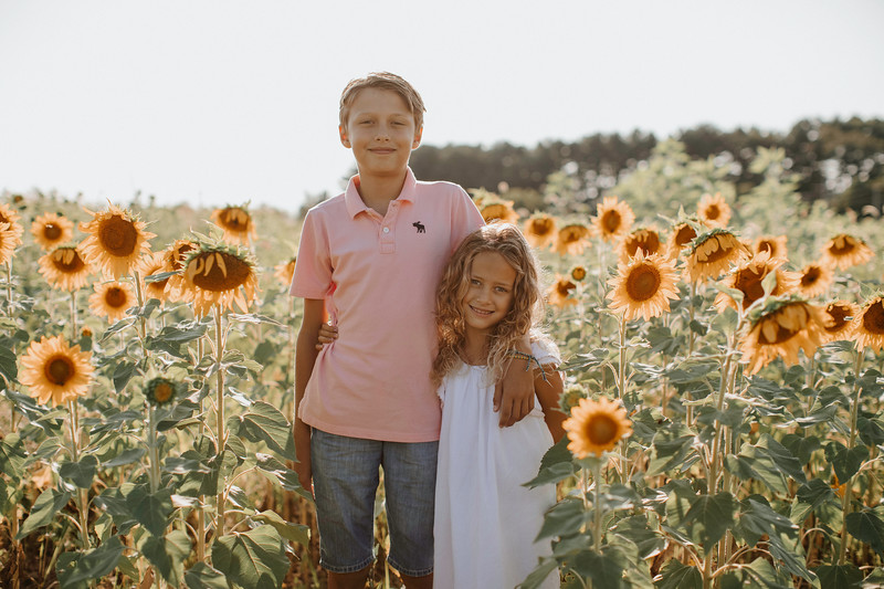 Nikki G {Sunflowers}