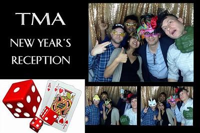 TMA New Year's Reception 2018