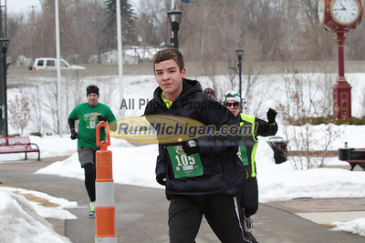5K at 2 mile & 1M at 0.75 mile Gallery 2 - 2014 The Lucky Leprechaun